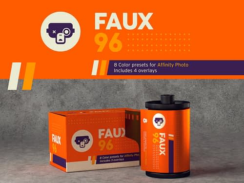 Faux 96 Affinity Photo